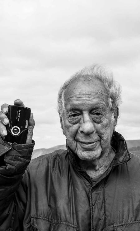 O fotógrafo Robert Frank morreu em Inverness, na Ilha Cape Breton, na Nova Escócia. Ele tinha 94 anos Foto: Robert Frank / Reprodução NYT
