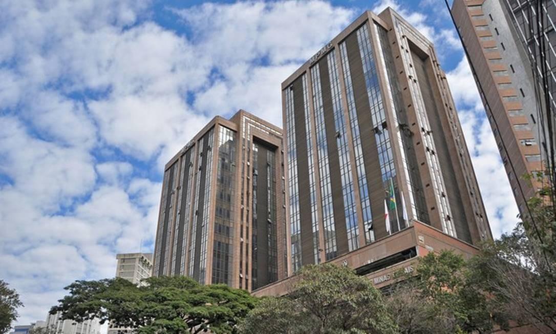 Sede do Ministério Público de Minas Gerais, na capital Belo Horizonte Foto: Reprodução / MP-MG