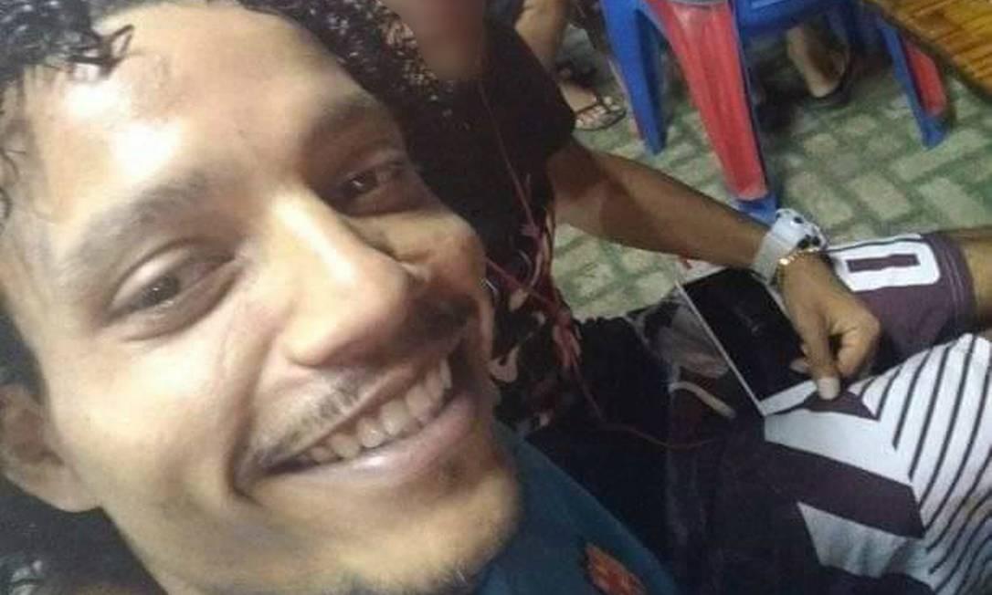 Anderson Vinícius de Souza Fagundes Rocha, conhecido como Remela, era acusado de ter matado delegado Foto: Reprodução