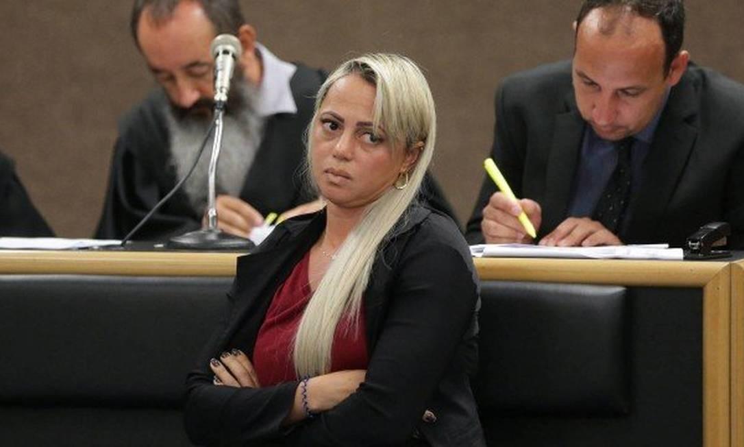 Adriana não pode mais recorrer da sentença de homicídio Foto: Márcio Alves / Agência O Globo