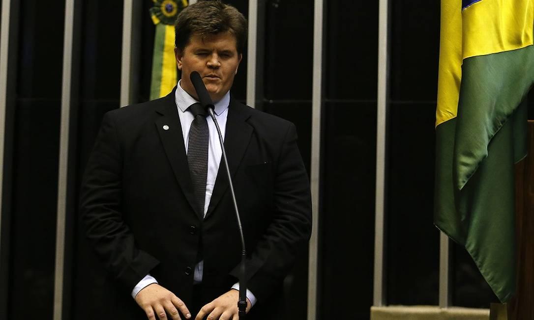 O deputado Felipe Rigoni. Foto: Jorge William / Agência O Globo