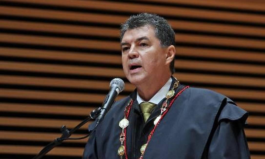 Procurador-geral de Justiça de Minas Gerais, Antônio Sérgio Tonet Foto: Divulgação