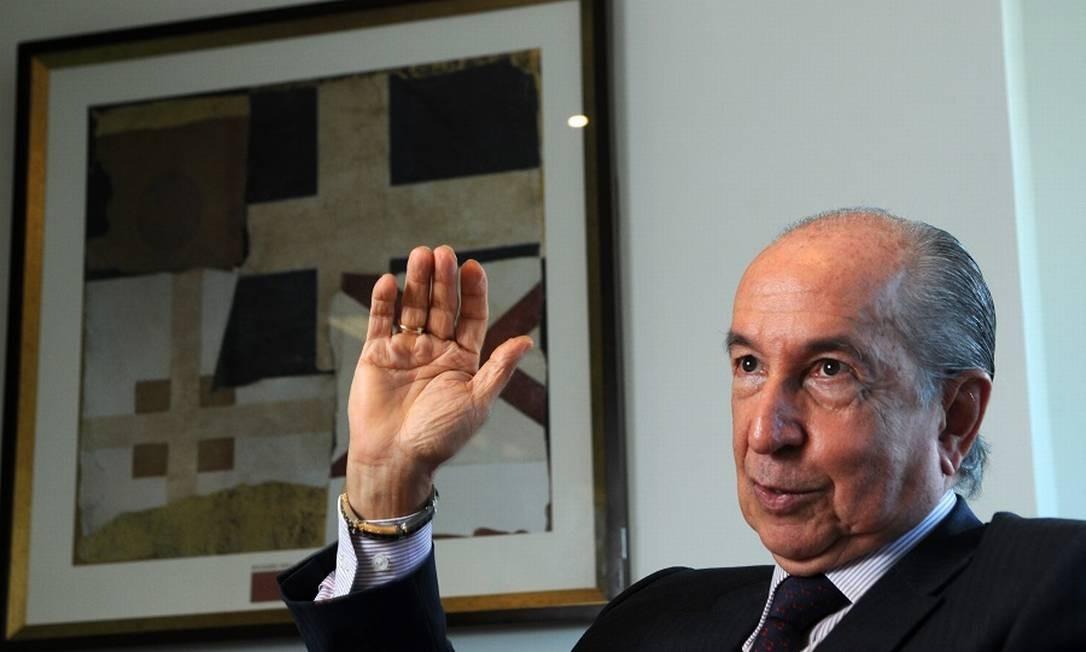O ex-secretário Marcos Cintra. Foto: Leo Pinheiro / Agência O Globo