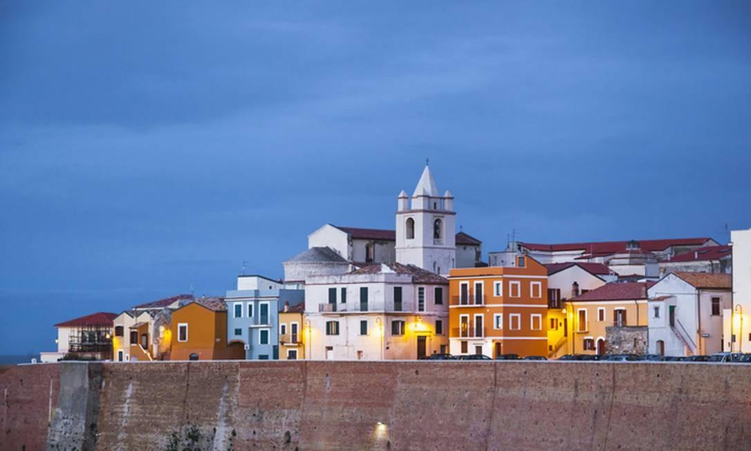 Termoli é uma das atrações da região de Molise, no sul da Itália Foto: Flavia Morlachetti / Getty Images