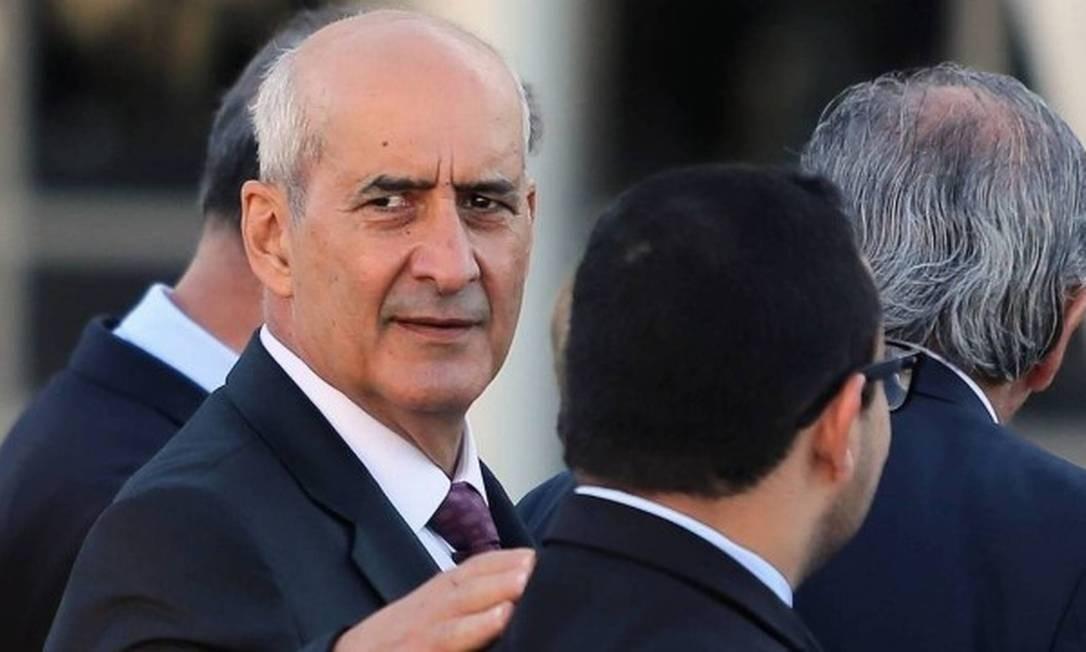 O ministro da Secretaria de Governo, Luiz Eduardo Ramos Foto: Jorge William/Agência O Globo