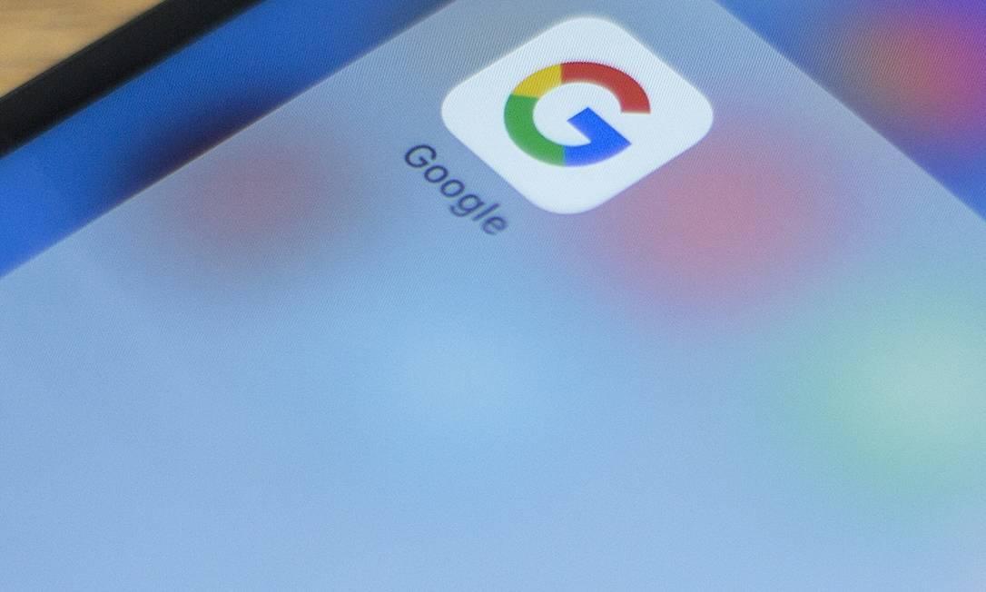 Pagamento de multa encerra investigação sobre suposta evasão fiscal do Google Foto: ALASTAIR PIKE / AFP