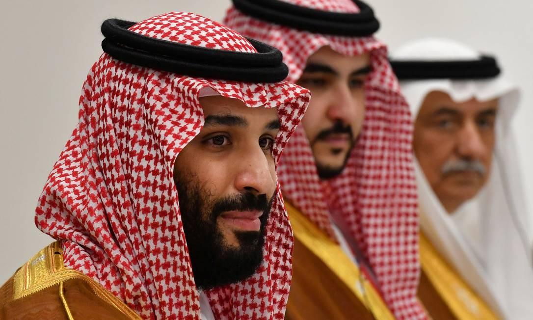 Princesa Hassa bint Salman é irmã de Mohammed bin Salman, suspeito de estar por trás do assassinato do jornalista Jamal Khashoggi Foto: POOL New / REUTERS / 29-08-2019