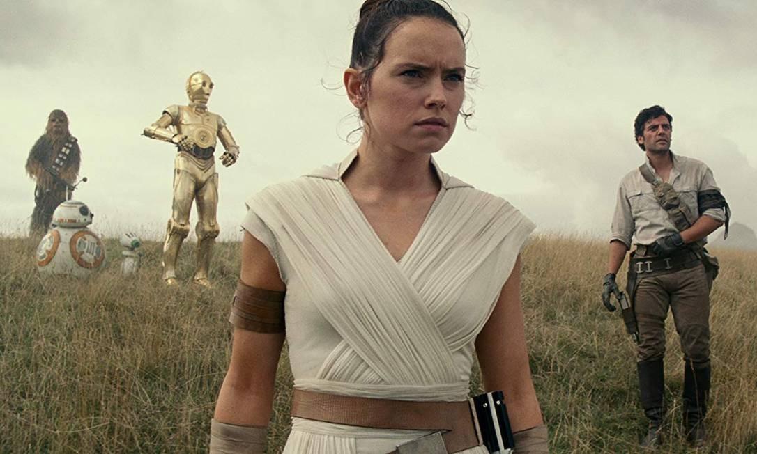 """Fechando o ano, no dia 19 de dezembro, estreia """"Star Wars: A Ascensão Skywalker"""", com a conclusão da saga Foto: Divulgação"""