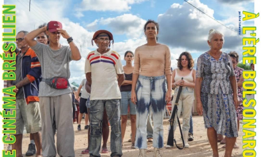 'Cahiers du Cinéma' analisa 'Bacurau' e o cinema brasileiro Foto: Reprodução