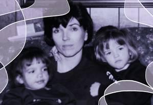 Eve Wiley (esq.) descobriu que seu pai biológico é o médico que fez o tratamento de fertilidade em sua mãe Foto: NYT