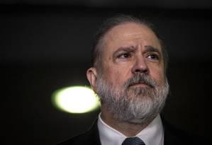 Augusto Aras Foto: Daniel Marenco / Agência O Globo