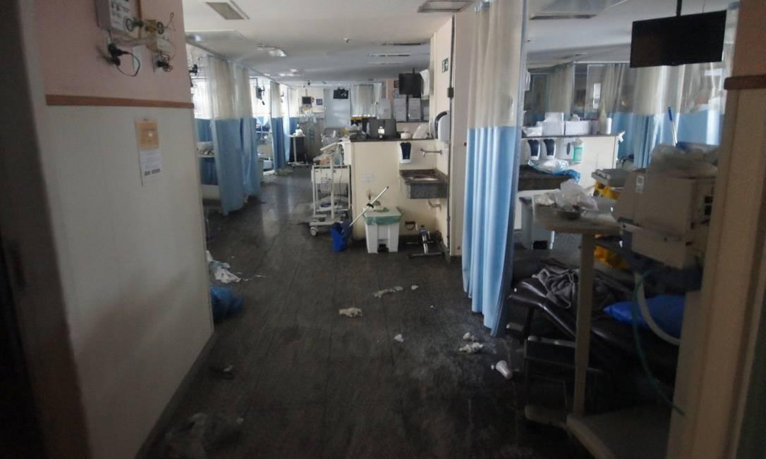 Outras mortes foram causadas pelo desligamento de aparelhos que garantiam as atividades vitais dos pacientes Foto: Fotos cedidas pela TV Globo