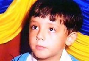 O menino João Hélio tinha 6 anos Foto: Reprodução