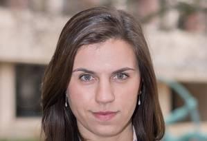 Patrícia Rossini, professora e pesquisadora do Departamento de Comunicação e Mídia da Universidade de Liverpool. Em entrevista ao GLOBO, fala sobre fake news e desinformação nas eleições brasileiras Foto: Divulgação / Divulgação