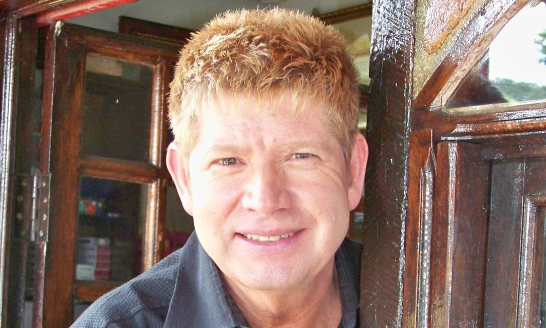 O cantor Roberto Leal, em 2012. Português morreu de insuficiência hepática e renal em decorrência de um melanoma Foto: divulgação