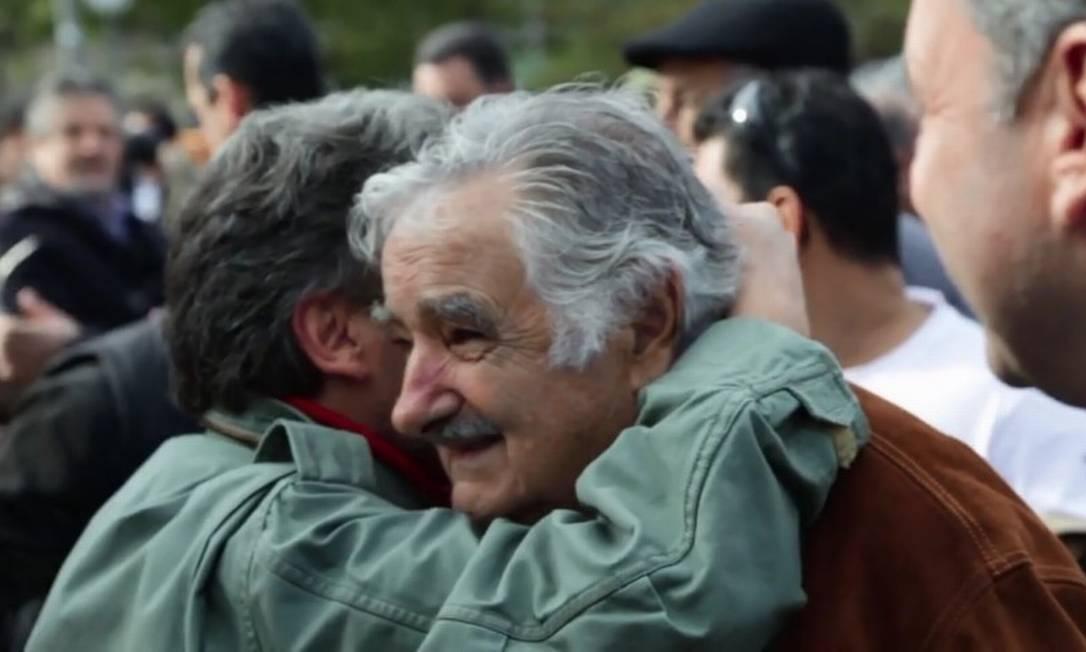 """RS - José Mujica no documentário """"Uruguai na vanguarda"""" Foto: Divulgação"""