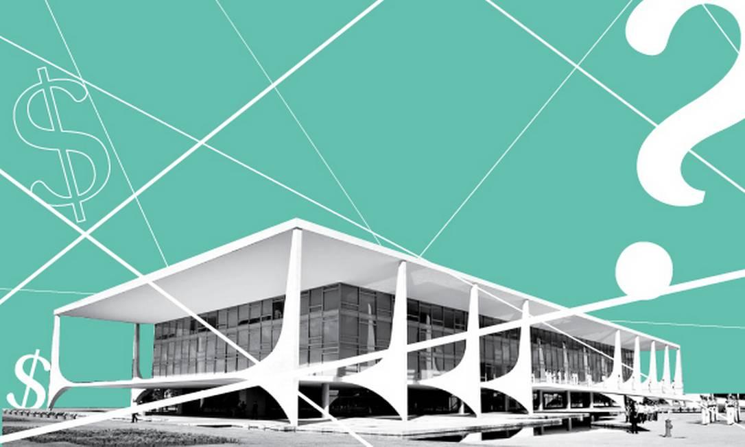 Proposta de reforma tributária do governo prevê unificação de PIS e Cofins Foto: Crédito: Arte