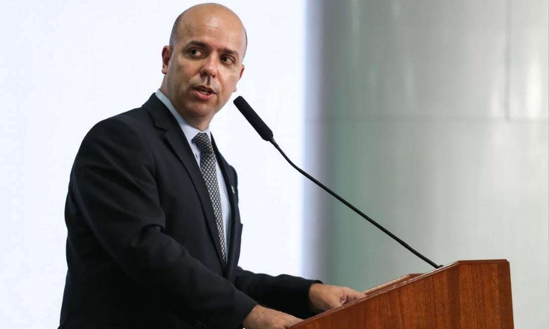 Secretário Especial de Produtividade, Emprego e Competitividade do Ministério da Economia, Carlos Costa Foto: Divulgação - Presidência da República