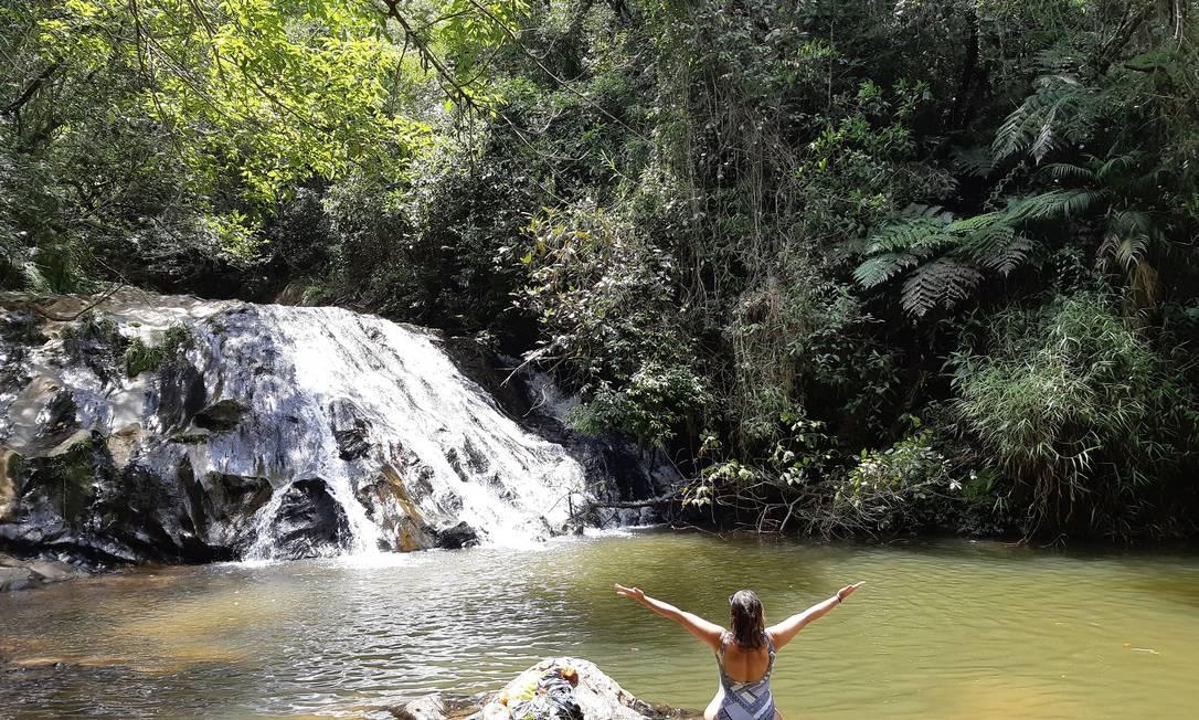 Cachoeira do Carteiro Foto: Divugação