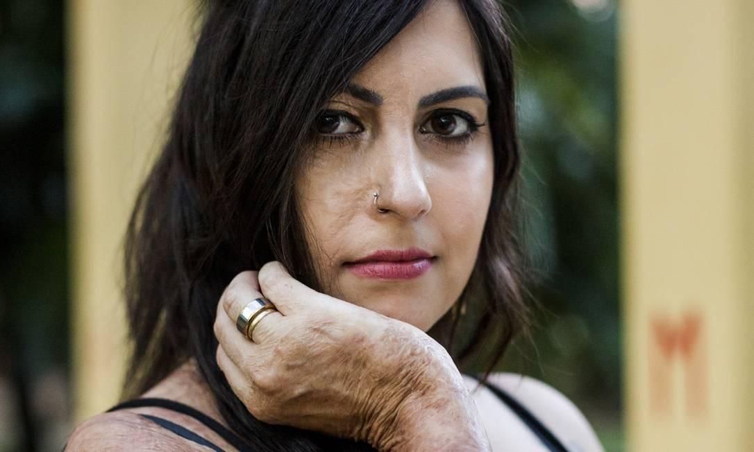 Bárbara Penna diz que o estado deve focar na punbição efetiva dos agressores Foto: Caroline Bicocchi / Agência O Globo