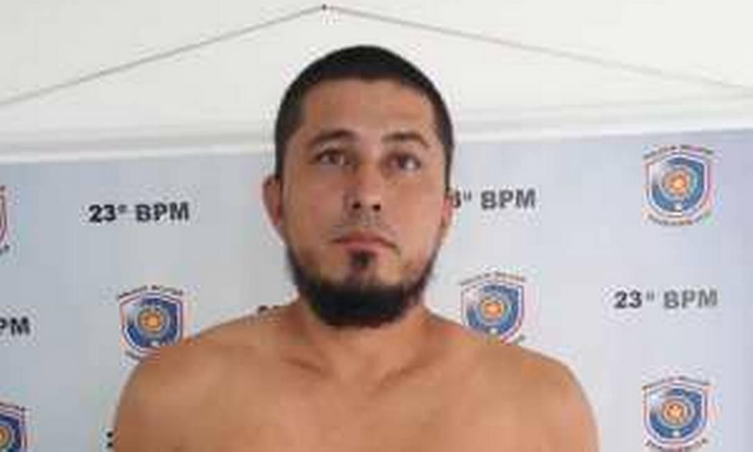 José Bezerra de Lira, conhecido como Zé do Rolo, foi preso na tarde desta quarta-feira Foto: Divulgação