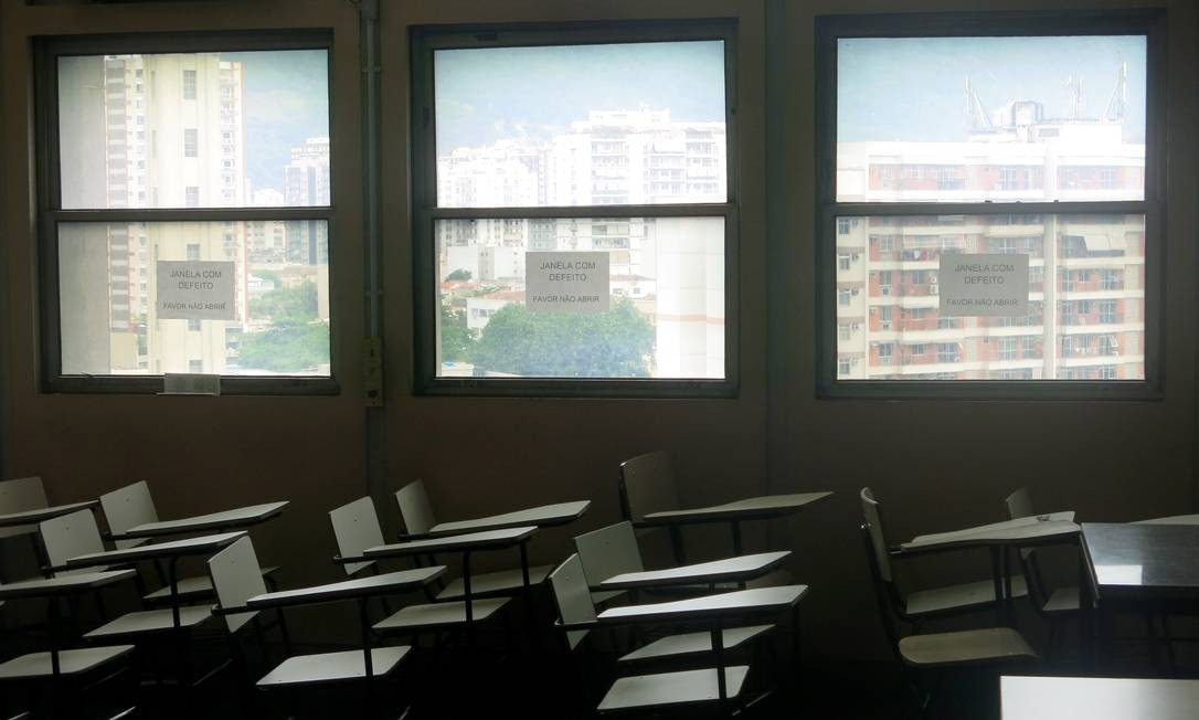 Censo da Educação superior 2018 revelou características do sistema educacional no país Foto: Marcelo Carnaval / Agência O Globo