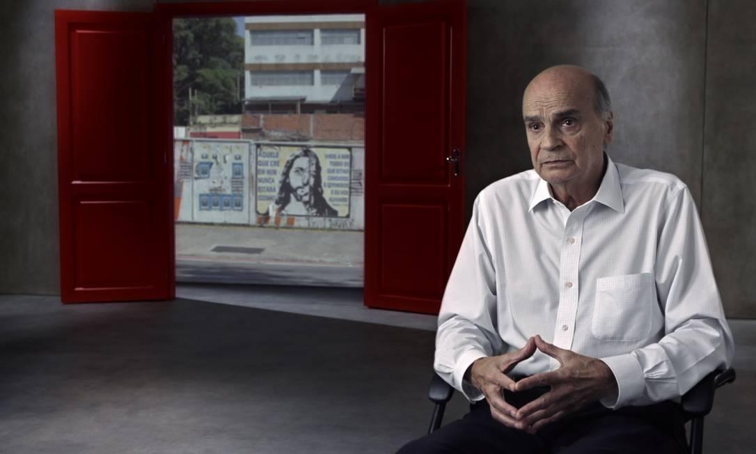 """Depoimento de Drauzio Varella em """"Carta para além dos muros"""" Foto: Divulgação"""