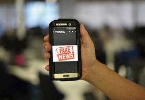 Detalhes do inquérito do STF sobre fake news ainda não são conhecidos Foto: Divulgação/ Agência Senado