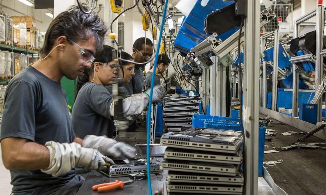 Utilização de material reciclado em produtos da HP cresceu de 12% para 22% em dez anos Foto: Divulgação