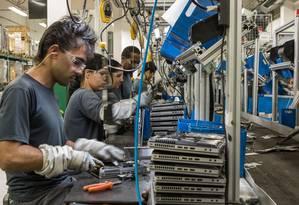 Utilização de material reciclado em produtos da HP cresceu de 12% para 22% em 10 anos Foto: Divulgação