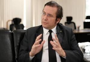 Fabiano Bordignon, diretor-geral do Depen Foto: Daniel Marenco / Agência O Globo