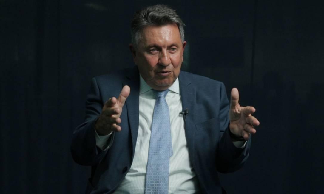 Astério Pereira dos Santos, ex-secretário de Justiça do governo Michel Temer Foto: Agência O Globo