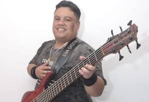 O baixista potiguar Júnior Bass Groovador Foto: Reprodução/Facebook