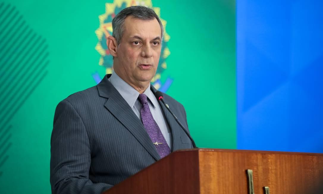 O porta-voz da Presidência, Otávio Rêgo Barros Foto: José Dias/PR