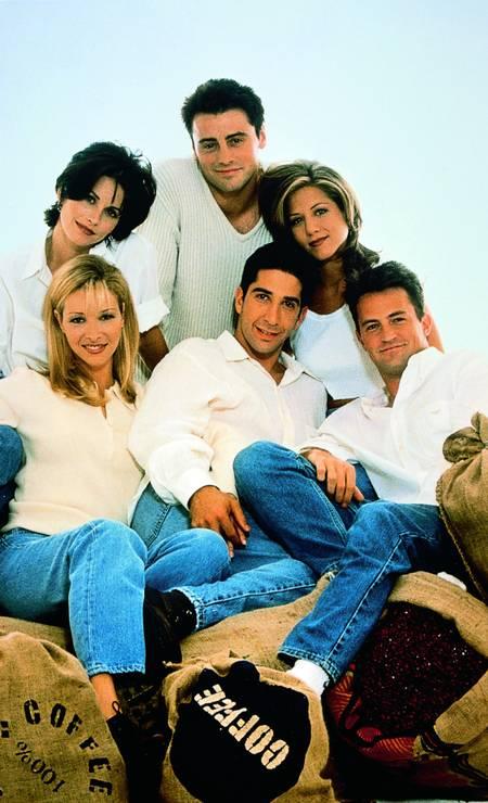 A série de TV Friends completa 25 anos Foto: Divulgação