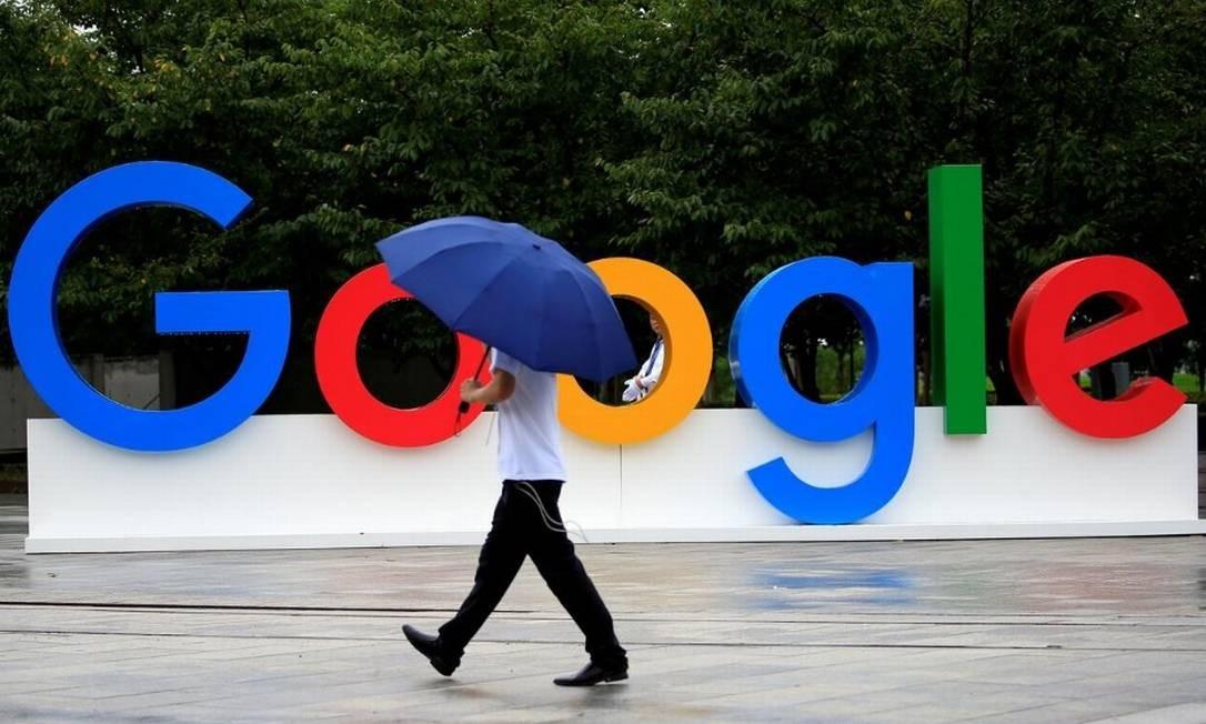 Logo do Google Foto: Reuters