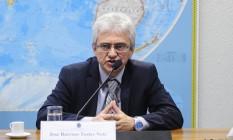 O auditor fiscal José Barroso Tostes Neto Foto: Pedro França / Agência Senado/13-05-15