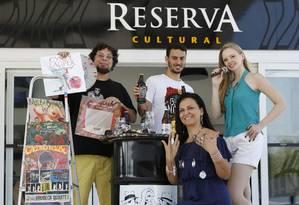 Festival da Primavera celebra três anos do Reserva Cultural Foto: Fábio Guimarães / Agência O Globo