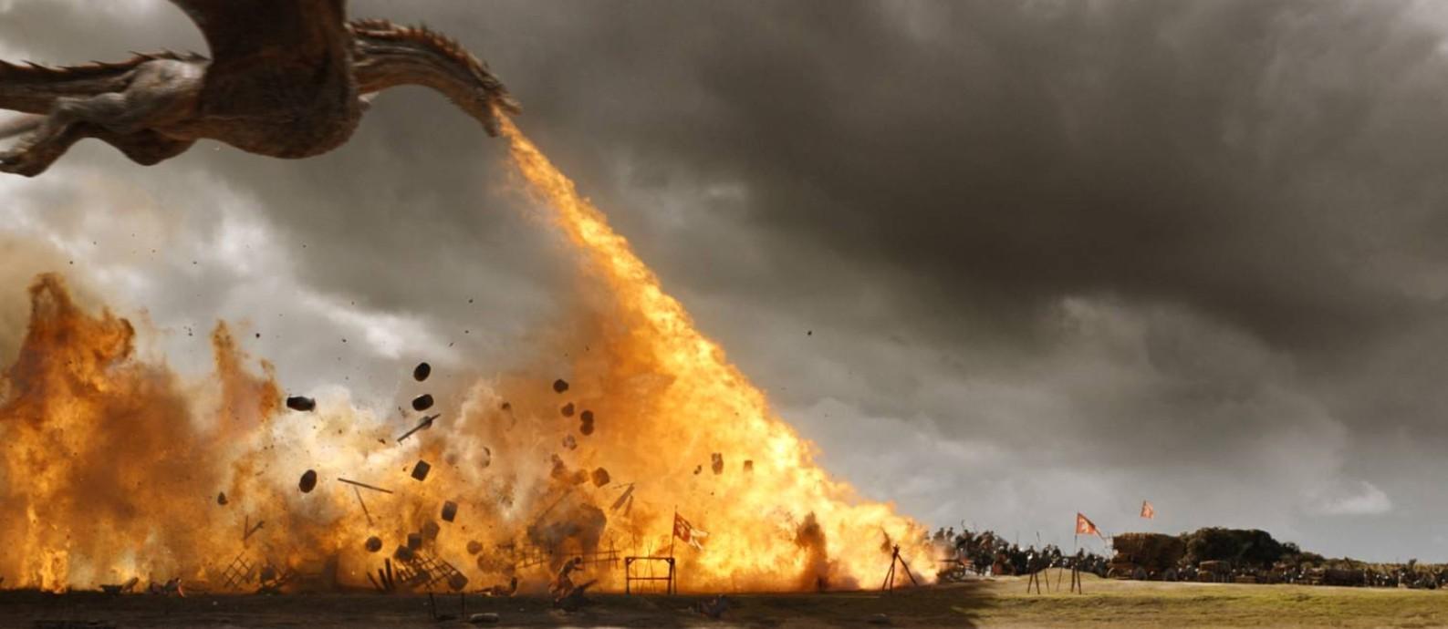 'Game of thrones': mesmo criticada, temporada final da série lidera indicações na 71ª edição do Emmy Awards Foto: Divulgação