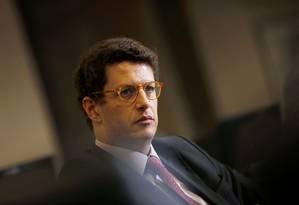 Ricardo Salles, ministro do meio ambiente Foto: ADRIANO MACHADO / REUTERS
