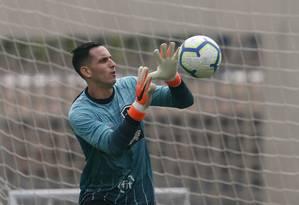 Gatito desfalcará o Botafogo por duas rodadas do Campeonato Brasileiro Foto: VITOR SILVA/BOTAFOGO