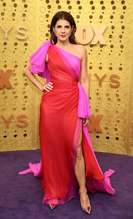 Marisa Tomei, de Ralph & Russo Foto: Jeff Kravitz / FilmMagic