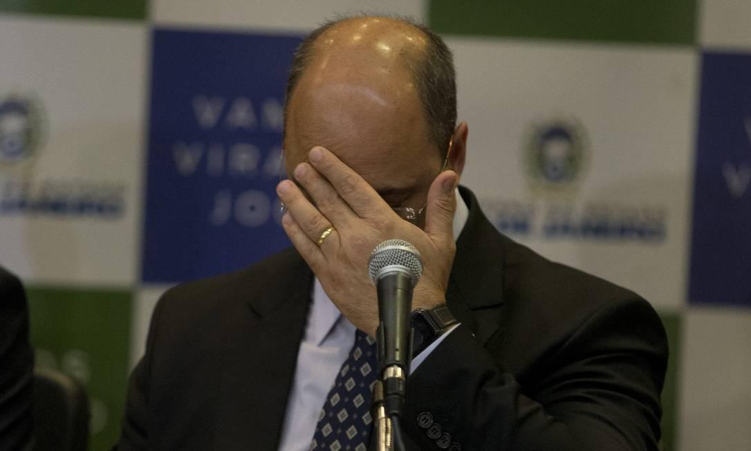 Partido de Jair Bolsonaro se divide entre neutralidade e apoio ao governador Foto: Márcia Foletto / Agência O Globo