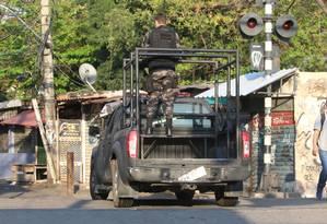 Operação Policial no Jacarezinho Foto: Arquivo / 16/09/2019 / Fabiano Rocha Agencia O Globo