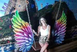 Angélica tinha 42 anos Foto: Facebook / Reprodução