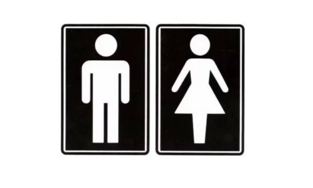 Instalação de banheiros masculino e feminino deixa de ser obrigatória Foto: Divulgação