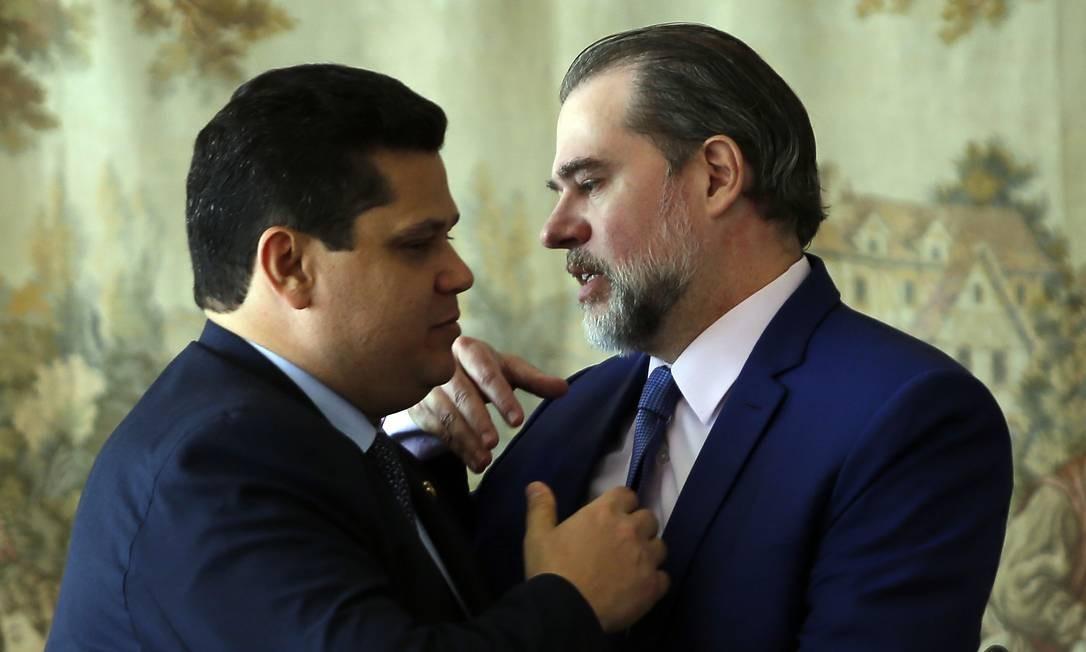Presidentes do Senado e do STF atuam para manter Mandetta no cargo ...