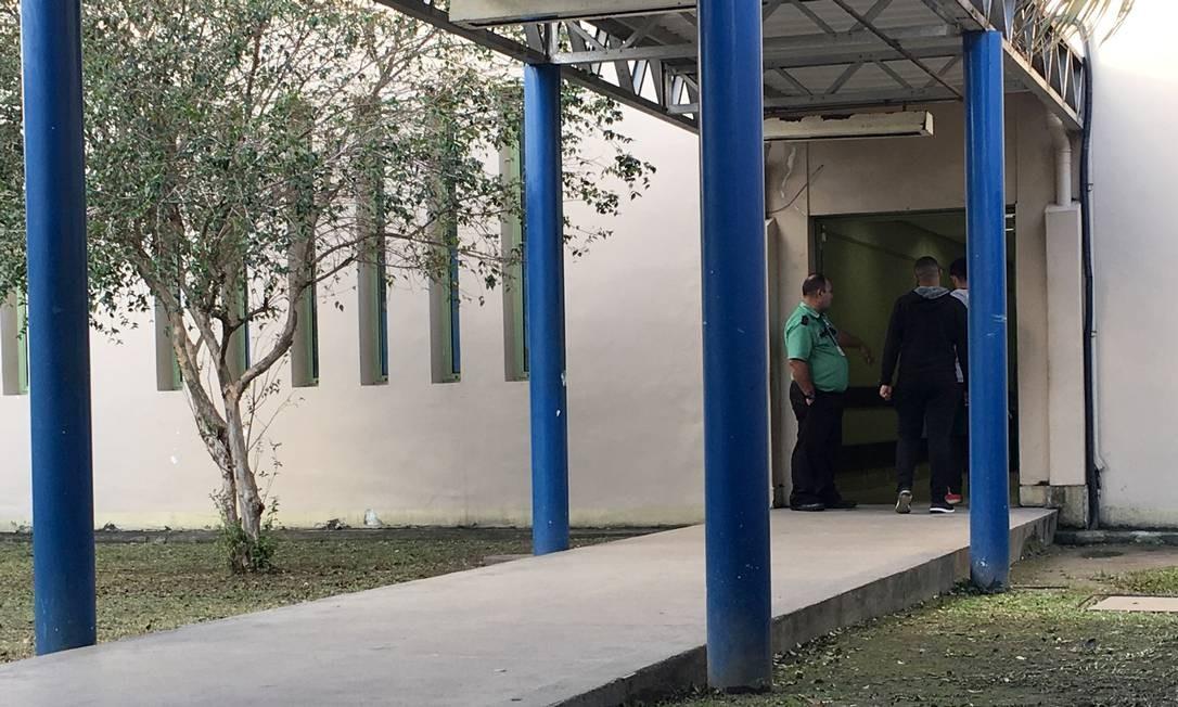 O Hospital Lourenço Jorge, para onde dois dos feridos foram levados Foto: Alexandre Cassiano / Agência O Globo / 04-06-2019