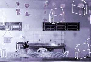 Casa-abrigo acolhe vítimas da violência doméstica que não têm para onde ir e correm risco Foto: Divulgação