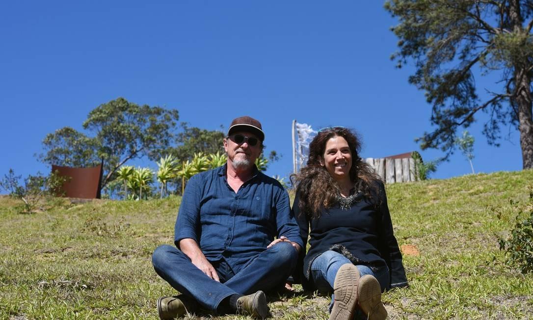 Experiências sensoriais e contato com a natureza no Uaná Etê Foto: Foto de divulgação/Diego Mendes